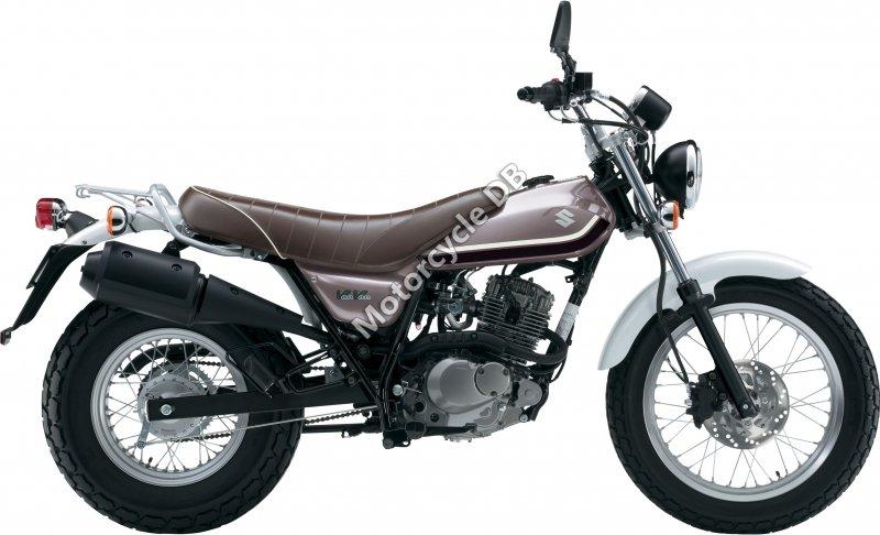 Suzuki VanVan 125 2007 28346