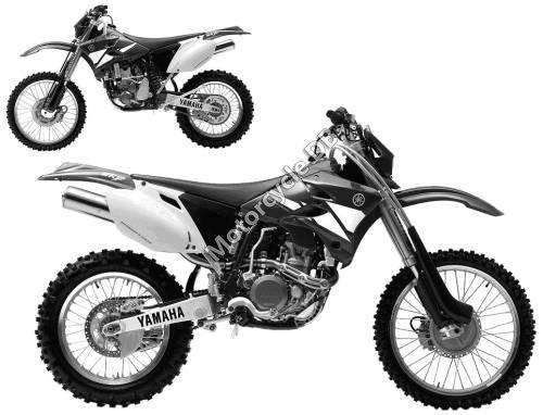 Yamaha WF 450 F 2-Trac 2006 11116