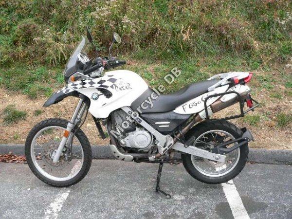 BMW F 650 GS Dakar 2001 13094