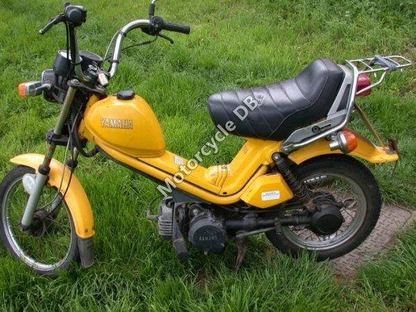 Yamaha YB 50 2002 10446