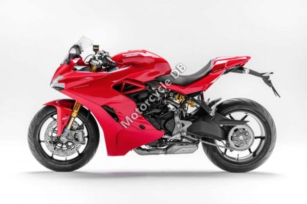 Ducati SuperSport S 2018 24550