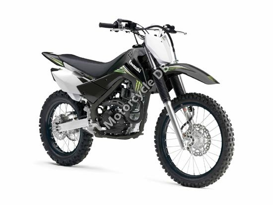 Kawasaki KLX140 Monster Energy 2009 3211