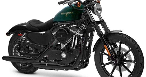 Harley-Davidson Sportster Iron 883 2018 24482