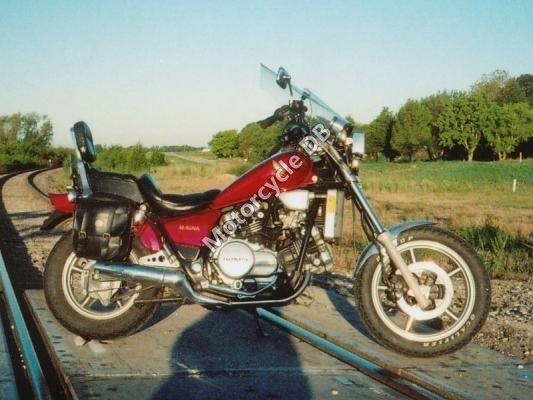 Honda VF 700 C Magna 1986 6927