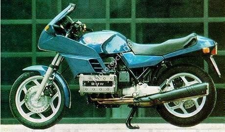 BMW K 100 RS 1983 12059
