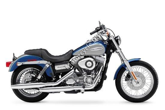 Harley-Davidson FXDC Dyna Super Glide Custom 2009 3106