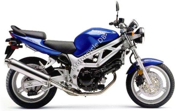 Suzuki SV 650 2001 27976