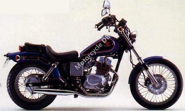 Honda CMX 250 Rebel 1996 18348