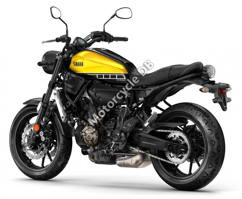 Yamaha XSR700 2016 26292