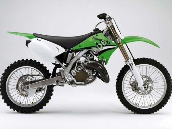 Kawasaki KX 125 2005 16911