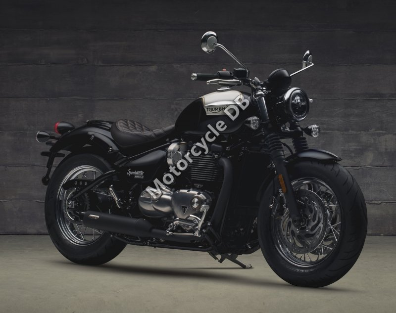 Triumph Bonneville Speedmaster 2018 27185