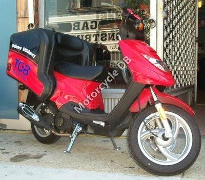 TGB Delivery (150 cc) (2007)