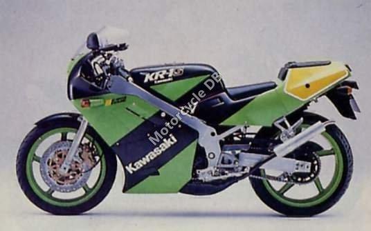 Kawasaki KR1-S 1992 15653