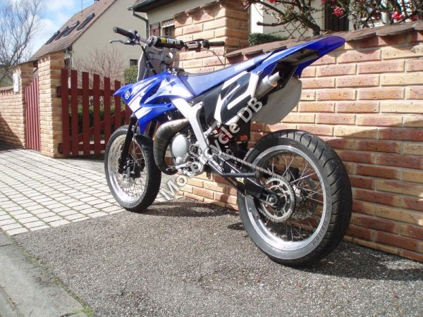 Yamaha DT 50 Supermotard 2004 14495