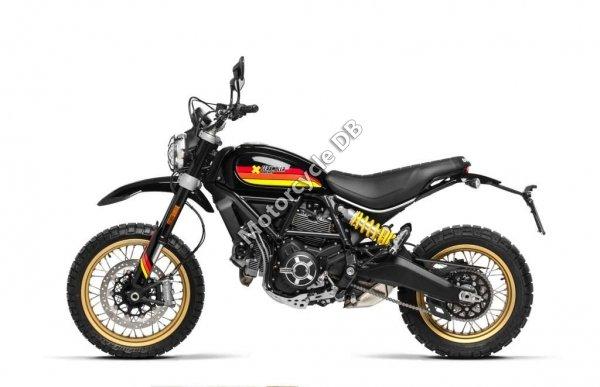 Ducati Scrambler Desert Sled 2018 24557