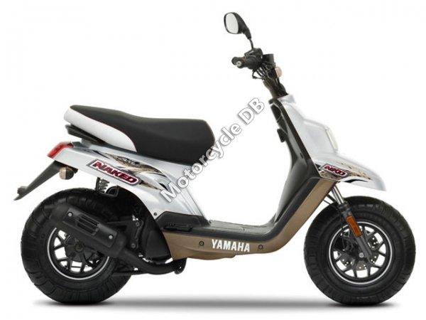 Yamaha BWs Naked 2006 10895