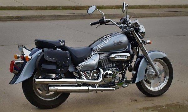 Hyosung GV 125 Aquila 2003 18268