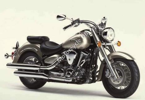 Yamaha XV 1600 A Wild Star 2001 12958