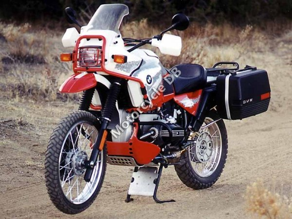 BMW R 100 GS Paris-Dakar 1995 10498