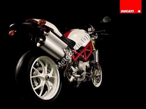 Ducati Monster S4R S Testastretta 2008 2472