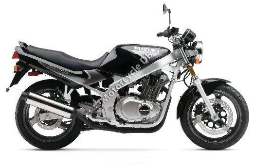 Suzuki GS 500 E 2000 6045