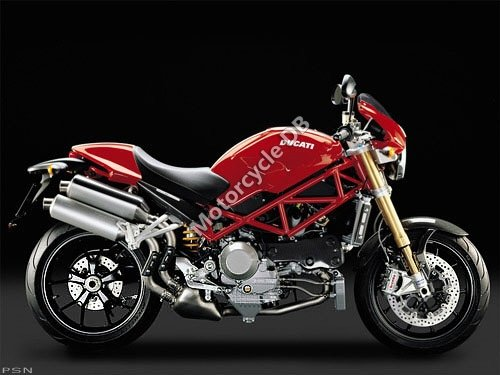 Ducati Monster S4Rs Testastretta 2006 12036 Thumb