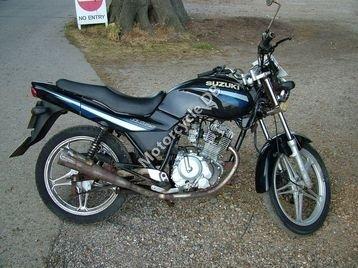 Suzuki GX 125 2003 7072