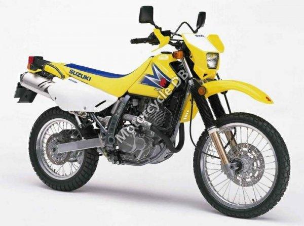 Suzuki DR 650 SE 2006 1447