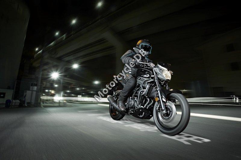 Yamaha MT-03 2016 25954