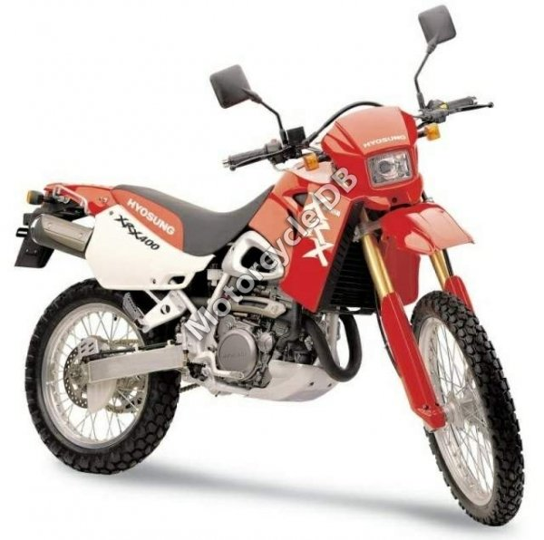 Hyosung XRX 400 2005 1317