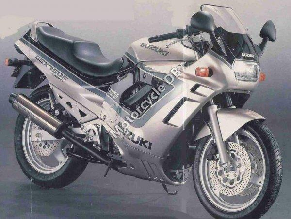 Suzuki GSX 750 F 1990 7591