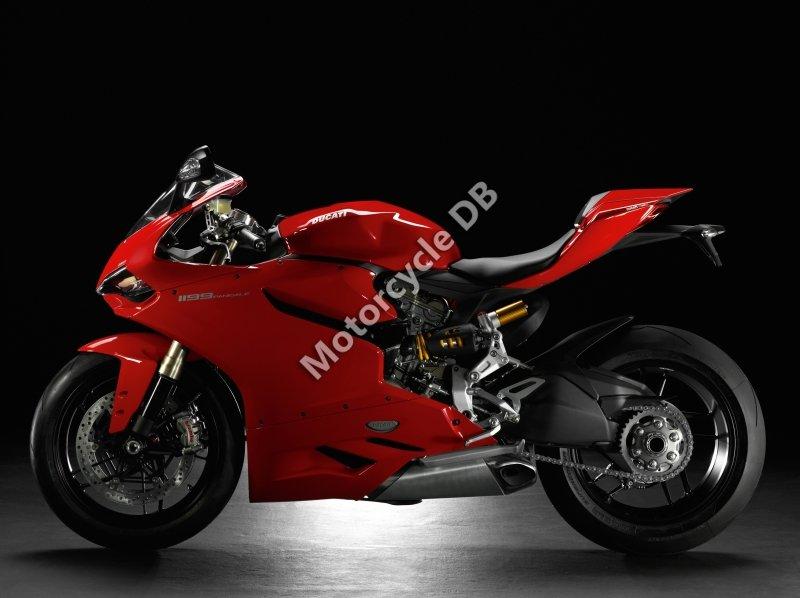 Ducati 1199 Panigale 2012 31672
