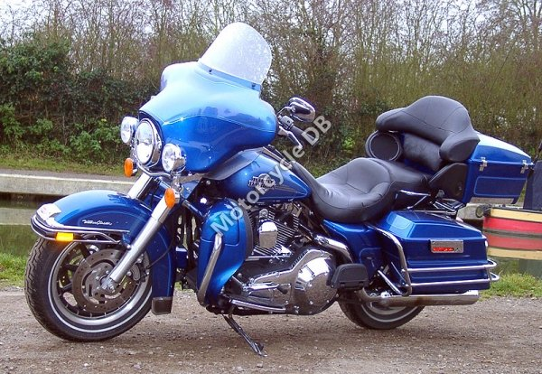 Harley-Davidson Ultra Classic Electra Glide 1988 9397
