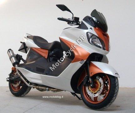 Suzuki Burgman 650 2010 15098