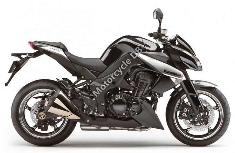 Kawasaki Z1000 2013 28923