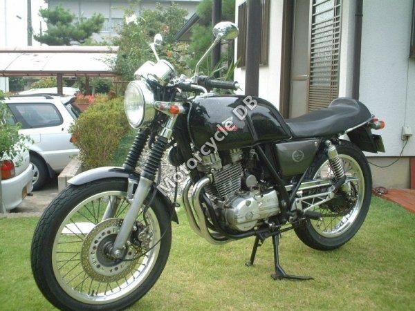Honda GB 250 Clubman 1985 7266