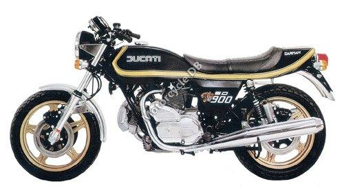 Ducati 900 SD Darmah 1983 12330