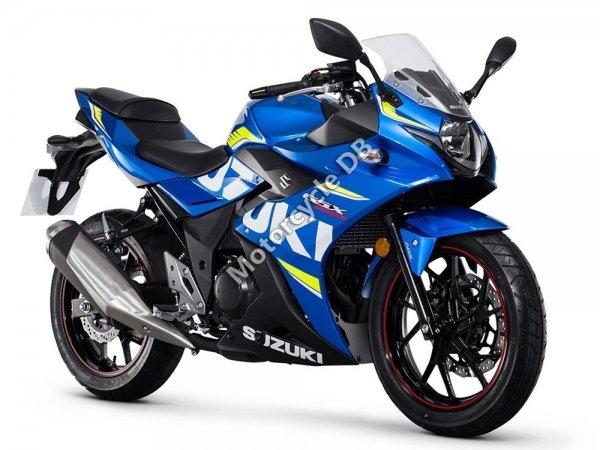 Suzuki GSX250R GP 2018 24102