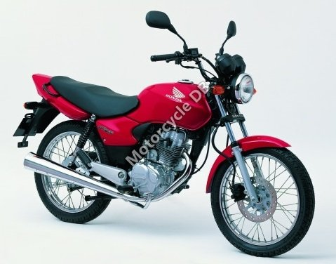 Honda CG 125 2006 30509