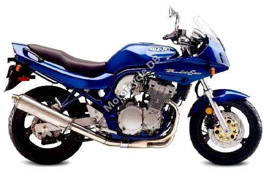 Suzuki GSF 600 S Bandit 1995 19212