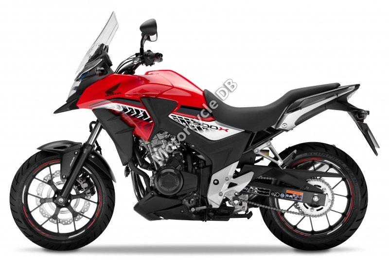 Honda CB500X 2017 29571