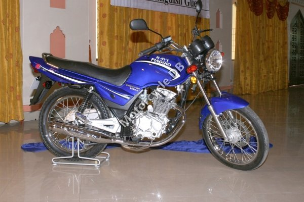 Ravi Piaggio Storm 125 2008 1101