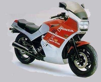 Honda CBX 750 Bold'or 1986 14323
