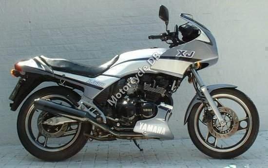 Yamaha XJ 600 S 1986 11224