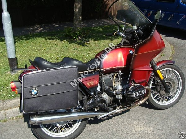 BMW R 80 RT 1983 7039