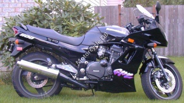 Kawasaki GPZ 1100 1987 17249