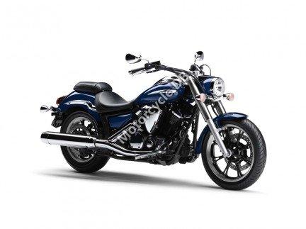 Yamaha XVS950A Midnight Star 2009 12009