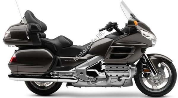 Honda Gold Wing Audio/Comfort/Navi/XM 2009 15151