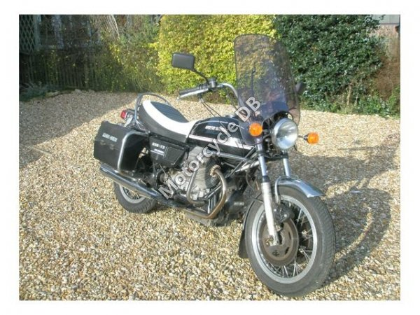 Moto Guzzi 850 T 3 California 1981 15188 Thumb