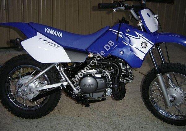 Yamaha TT-R 90 2007 19914